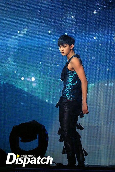 Huang Zi Tao Exo M Height: 183 cm