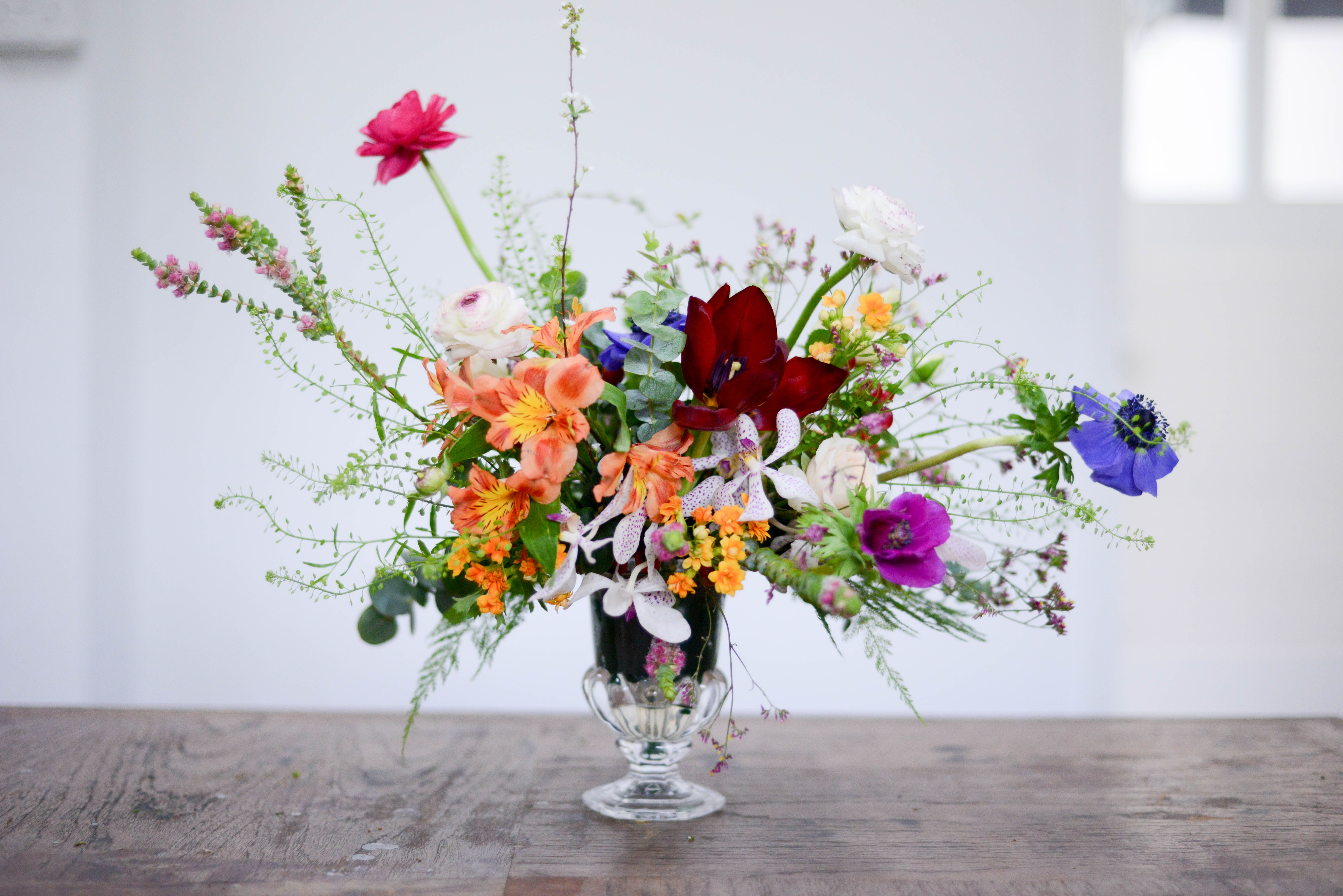 Dancing florals by wedding bouquets online