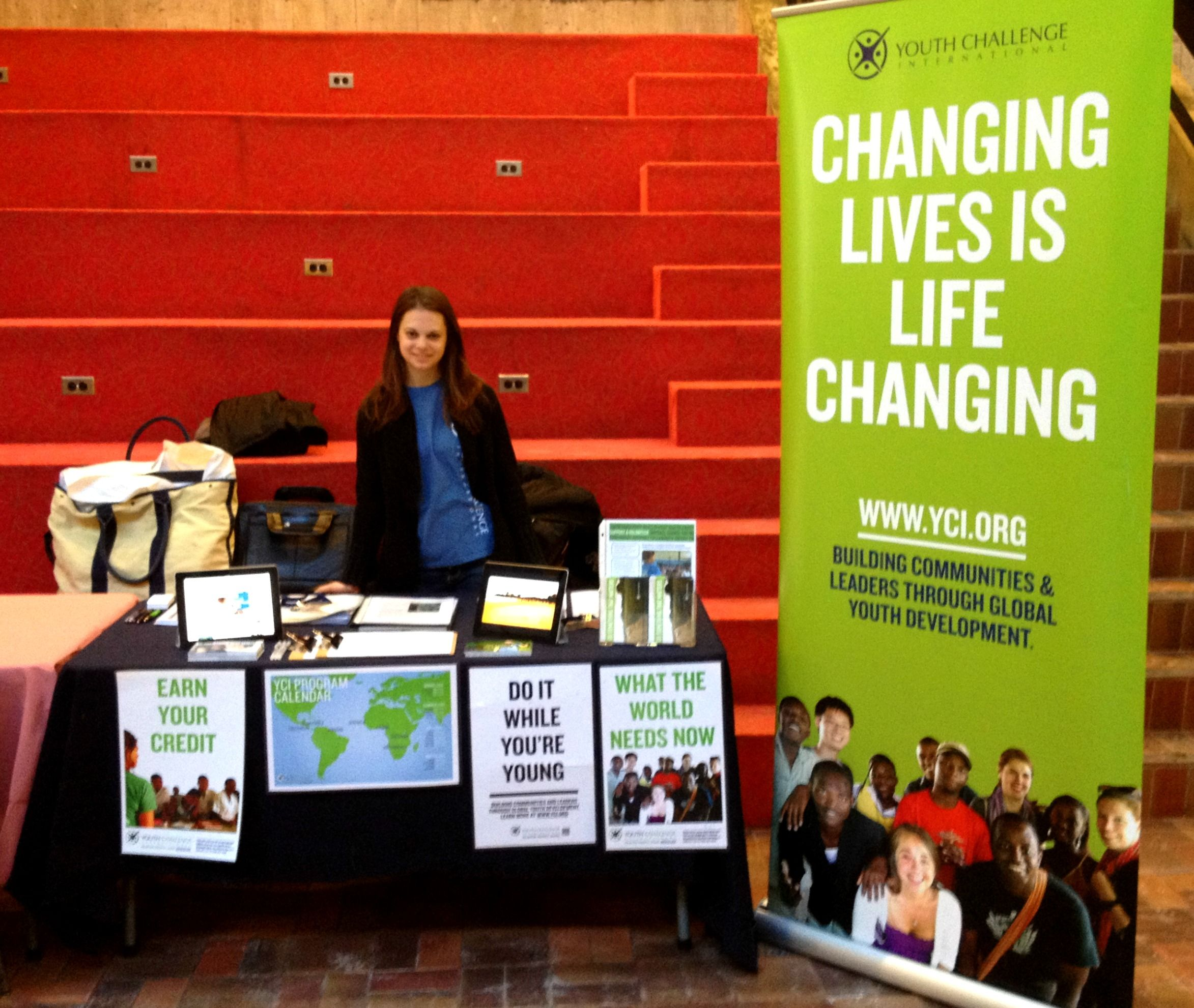 Ymca Job Fair Booth Google Search Job Fair Booth Career Fair