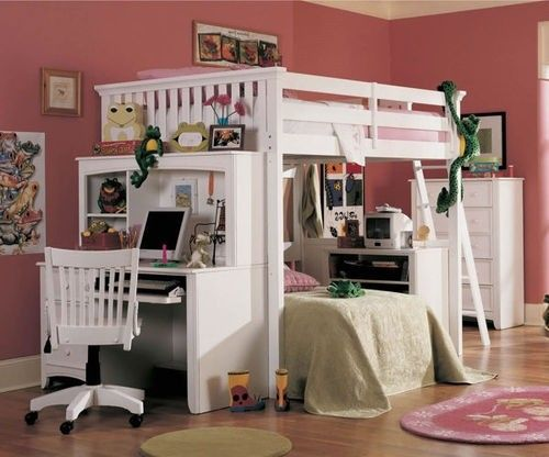 Full Size Loft Bed With Stairs Bunk Beds Built In Loft Bed Bed Desk Full size bed with desk