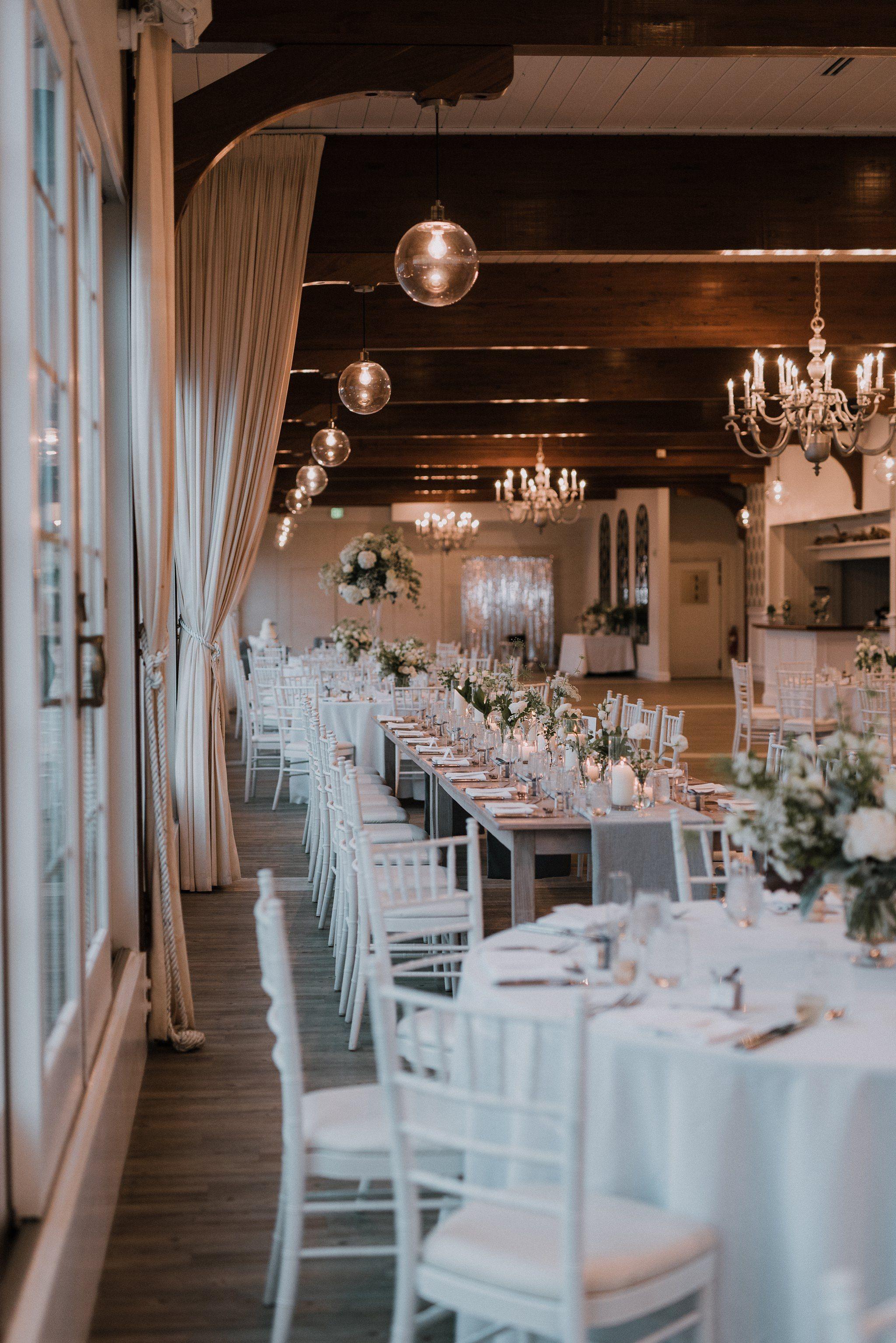 Wychmere Beach Club Wedding Fleur Events Cape Cod Wedding