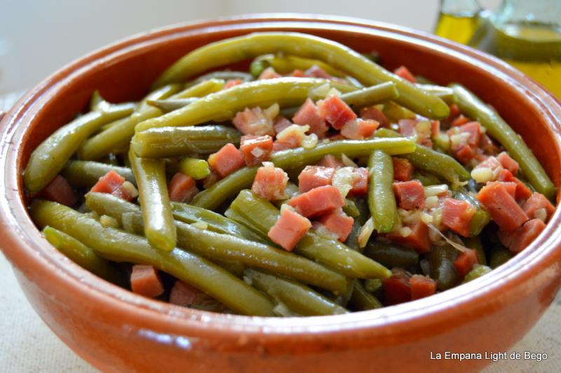 Judías Verdes Salteadas Con Jamón Cocina Y Recetas Fáciles En 2020 Judías Verdes Salteadas Judias Verdes Recetas Fáciles