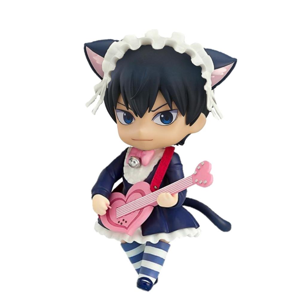 Catboy Kageyama Do Not Repost My Edits Cute Cat E Anime Boy In 2021 Nendoroid Anime Cute Icons Nendoroid