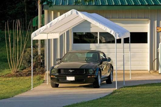 Diy Metal Covered Shelters : Best portable carport ideas on pinterest diy