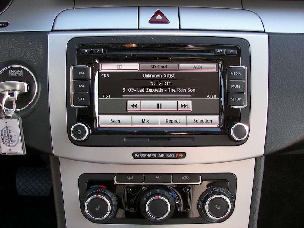 Review 2010 Volkswagen CC Sport Volkswagen cc