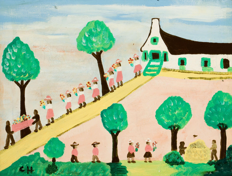 Mrs Mooney S Teaching World Clementine Hunter Paintings