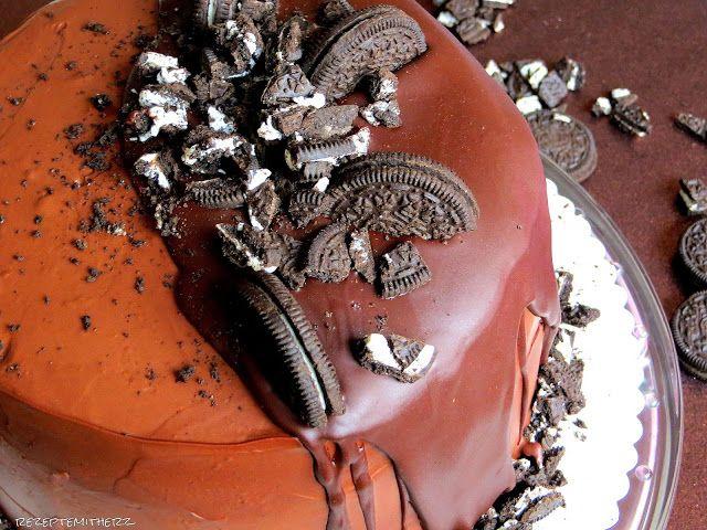 Oreo Torte Foodwithlove De Kuchen Torten Geback Cakes In