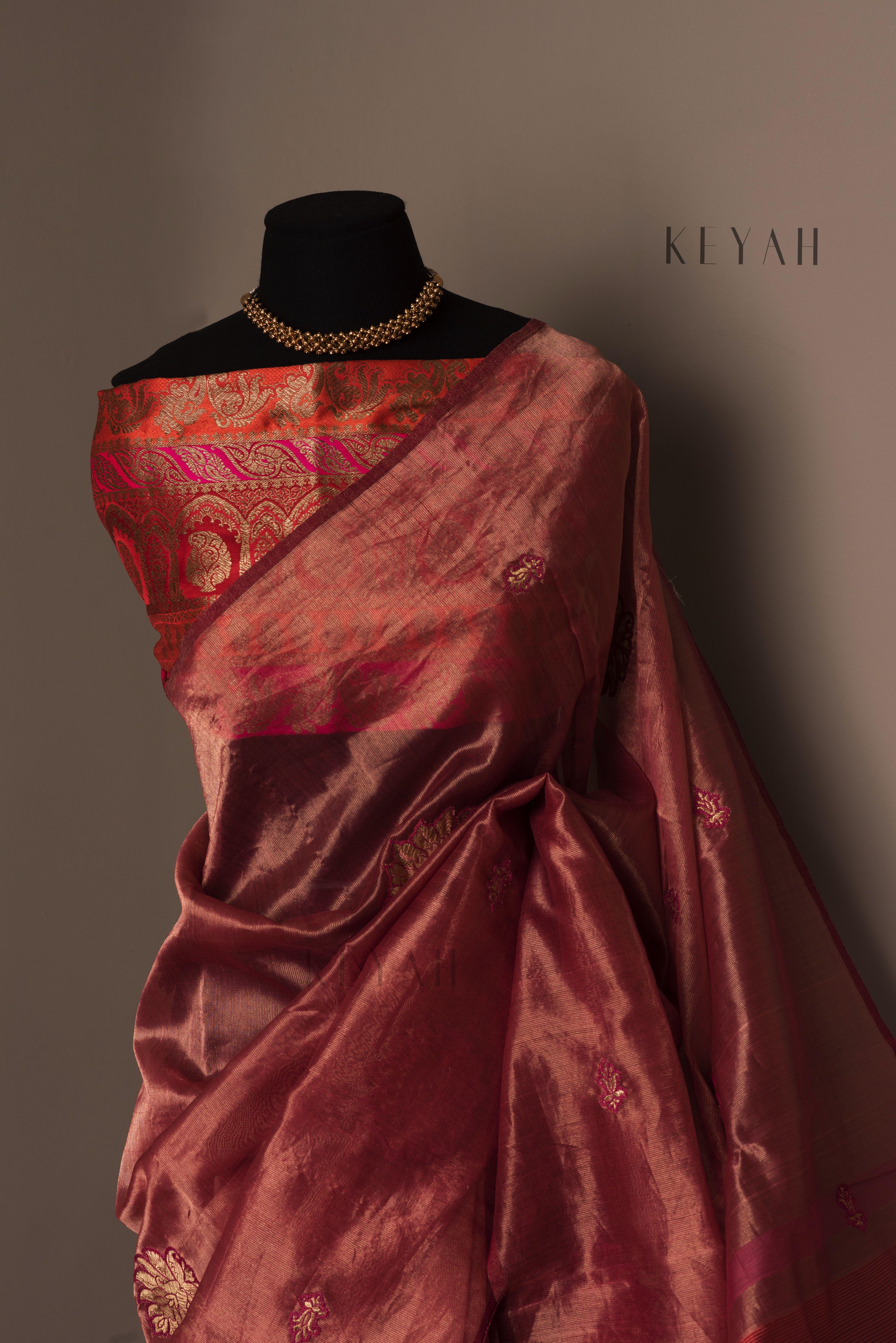 Rosewood by KEYAH #indiandesignerwear