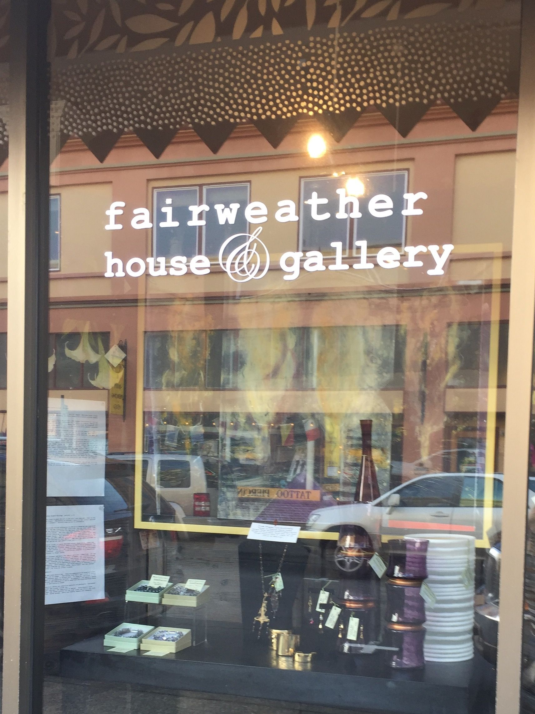 Starting 2017, you can find us at the Fairweather House & Gallery in Seaside Oregon! www.sandyriverjewelry.com