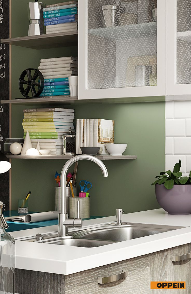 the most popular kitchen color in 2018 Small kitchen