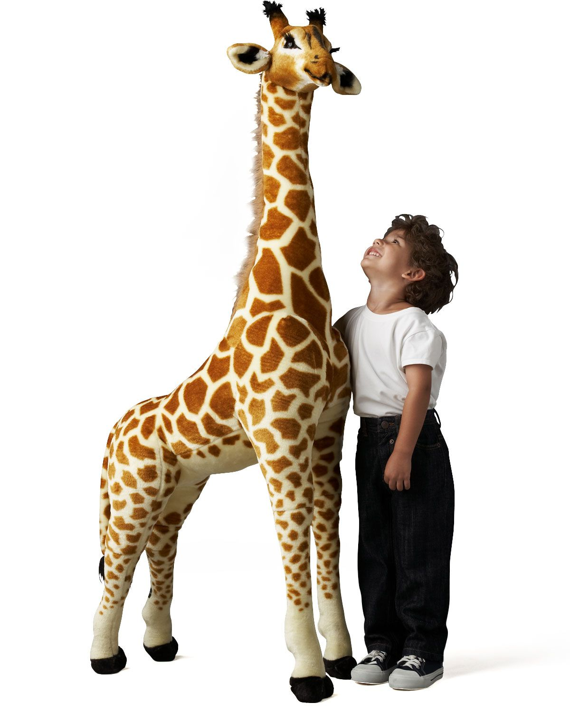 Melissa Doug Giant Stuffed Giraffe Giraffe Stuffed Animal Giraffe Plush Giraffe [ 1500 x 1200 Pixel ]