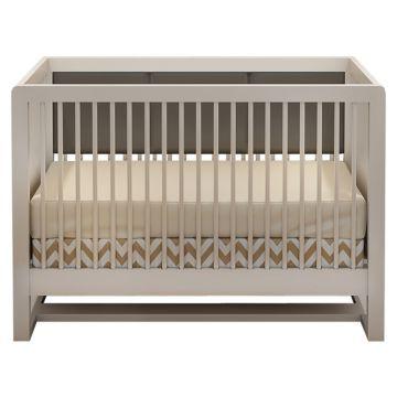 Natart Soren Crib To Double Convertible Crib Cribs Modern