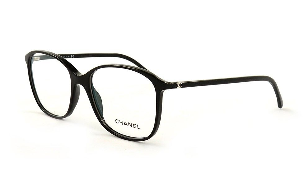 Chanel 3219 c501 54 Schwarz | Chanel Brillen | Pinterest | chanel ...