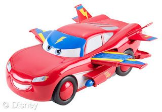 Win the Lightning McQueen Hawk and other great Cars stuff! Giveaway ends 9/1