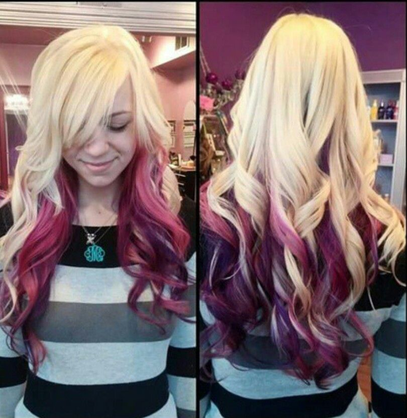 Trendy Hair Color Ideas Balayage Ombre And More Maroon Hair