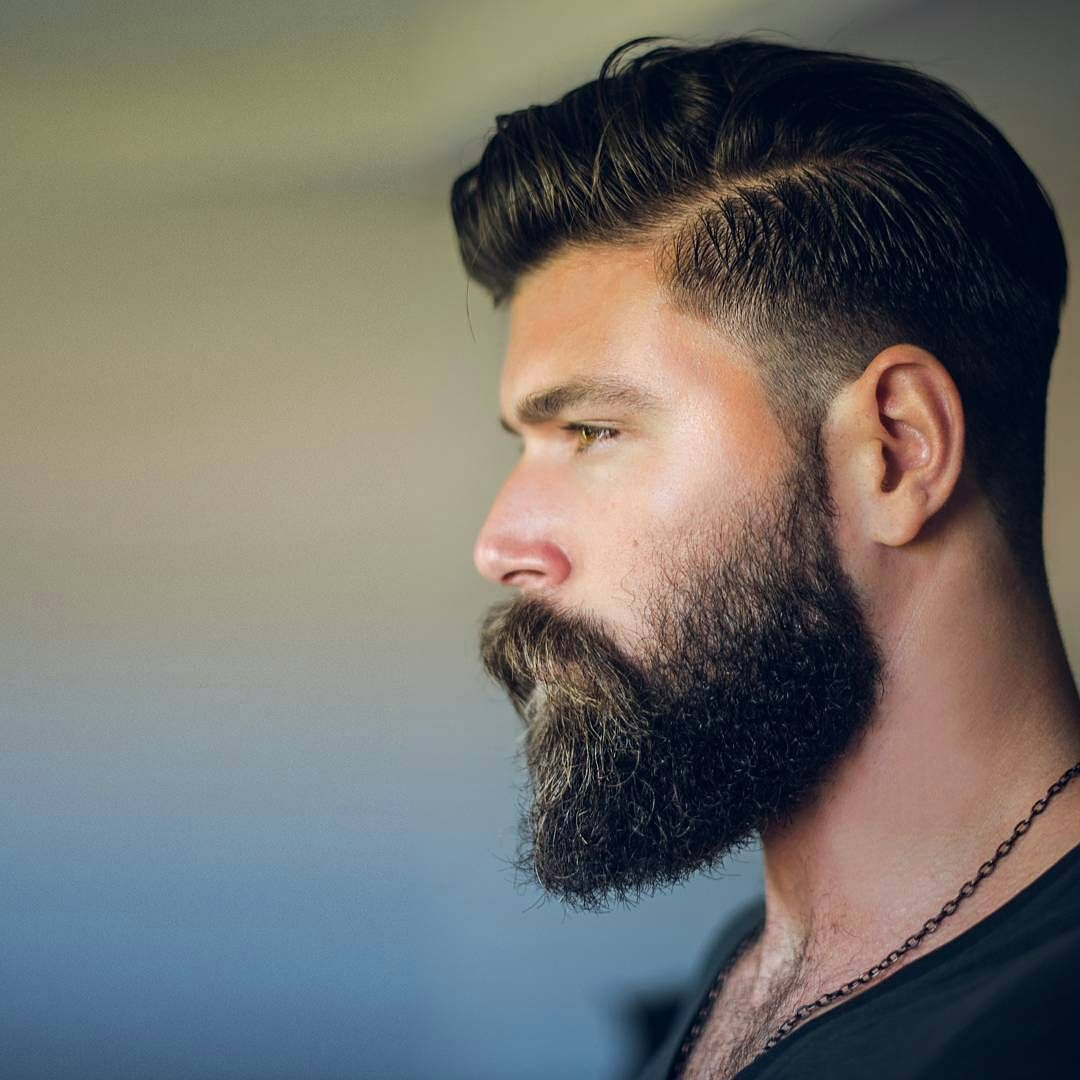 Mens haircuts with beards instagram  beard and hair  pinterest  man style