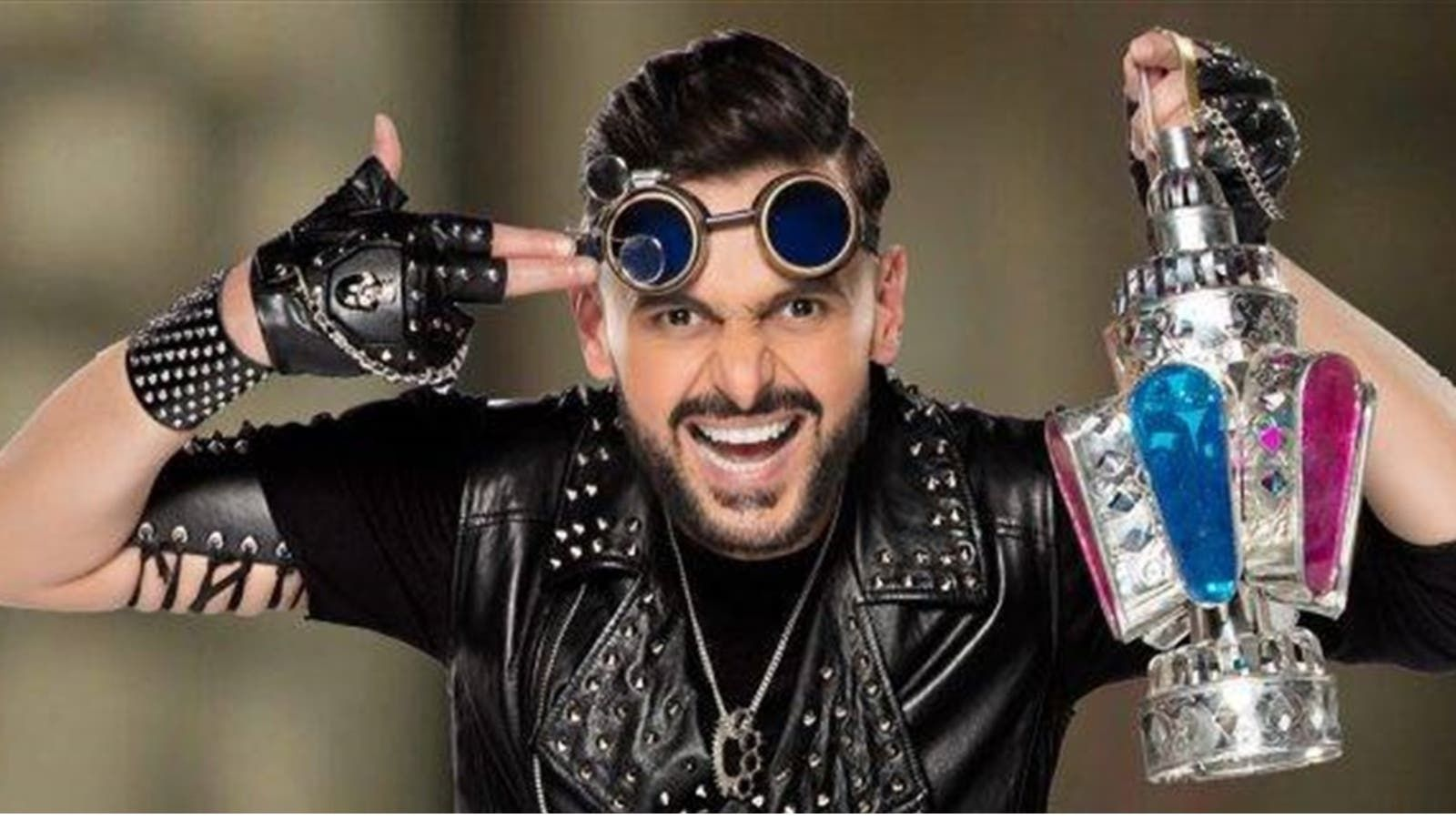 Ramez Galal 2021 Ramadan Prank Show Is Being Filmed In This Country In 2021 Round Sunglass Men Mens Sunglasses Round Sunglasses