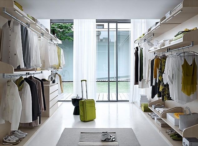 Charmant Italian Modern Closets   Espace Modern Italian Closet Designs   See  Snaidero Usa