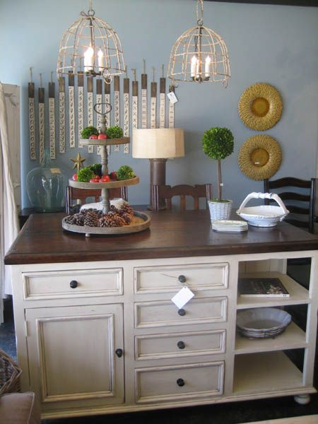 Charmant Dining Room Storage Ideas, Armoires And Furniture Islands.