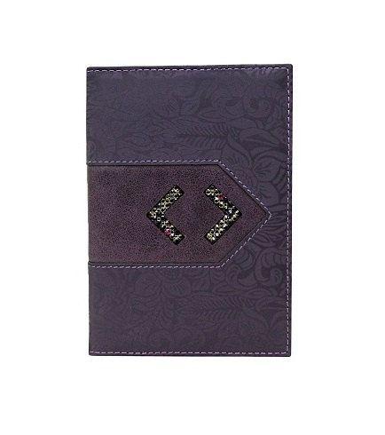 e20f98037fc Dark purple passport cover