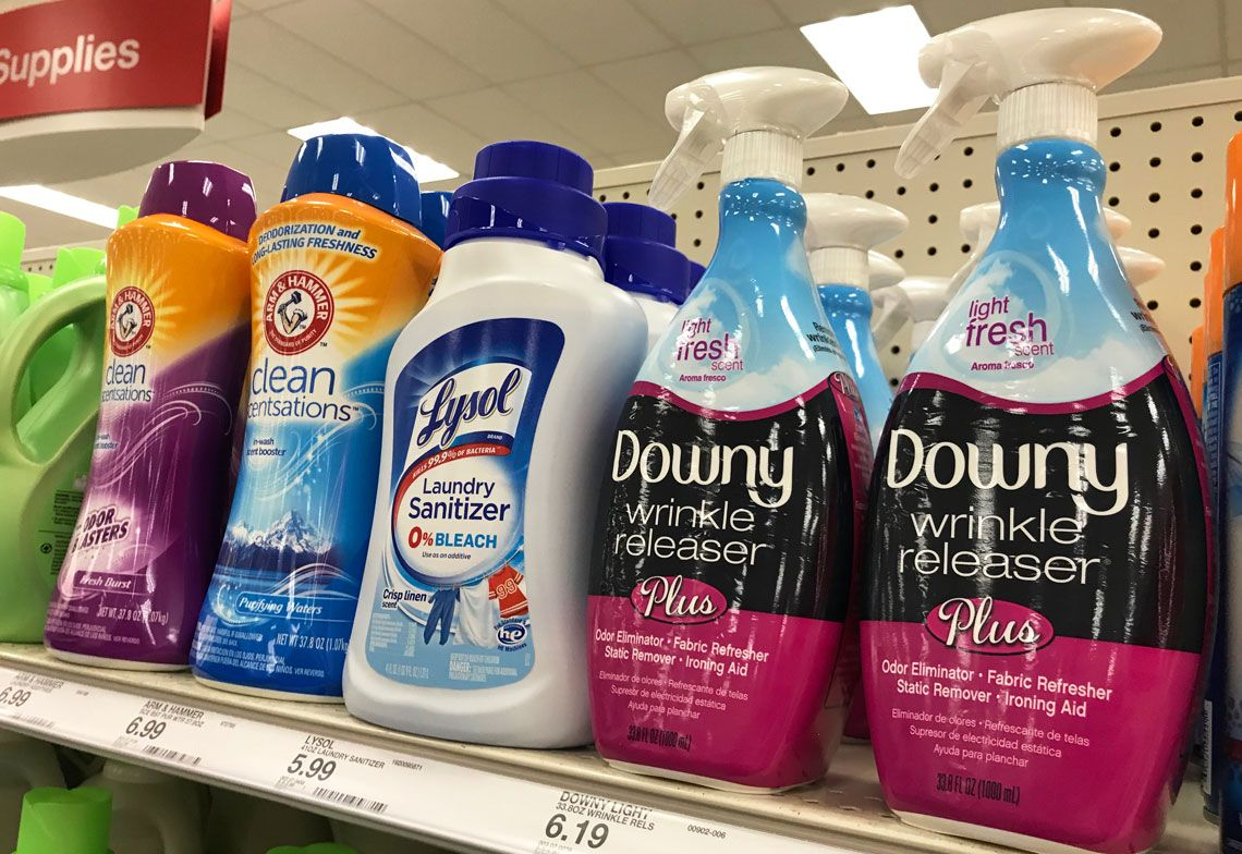 12c4c65063 Downy Wrinkle Releaser, Only $1.95 at Target! | Stuff to buy | Downy ...