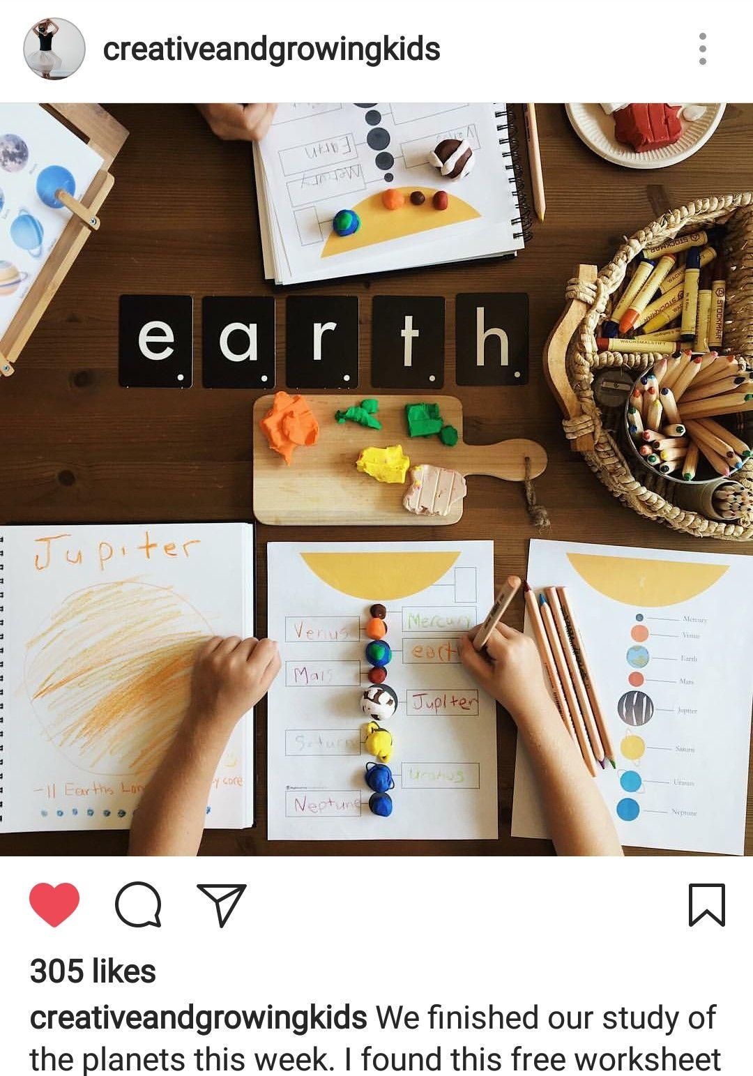 5th Grade Science Activity