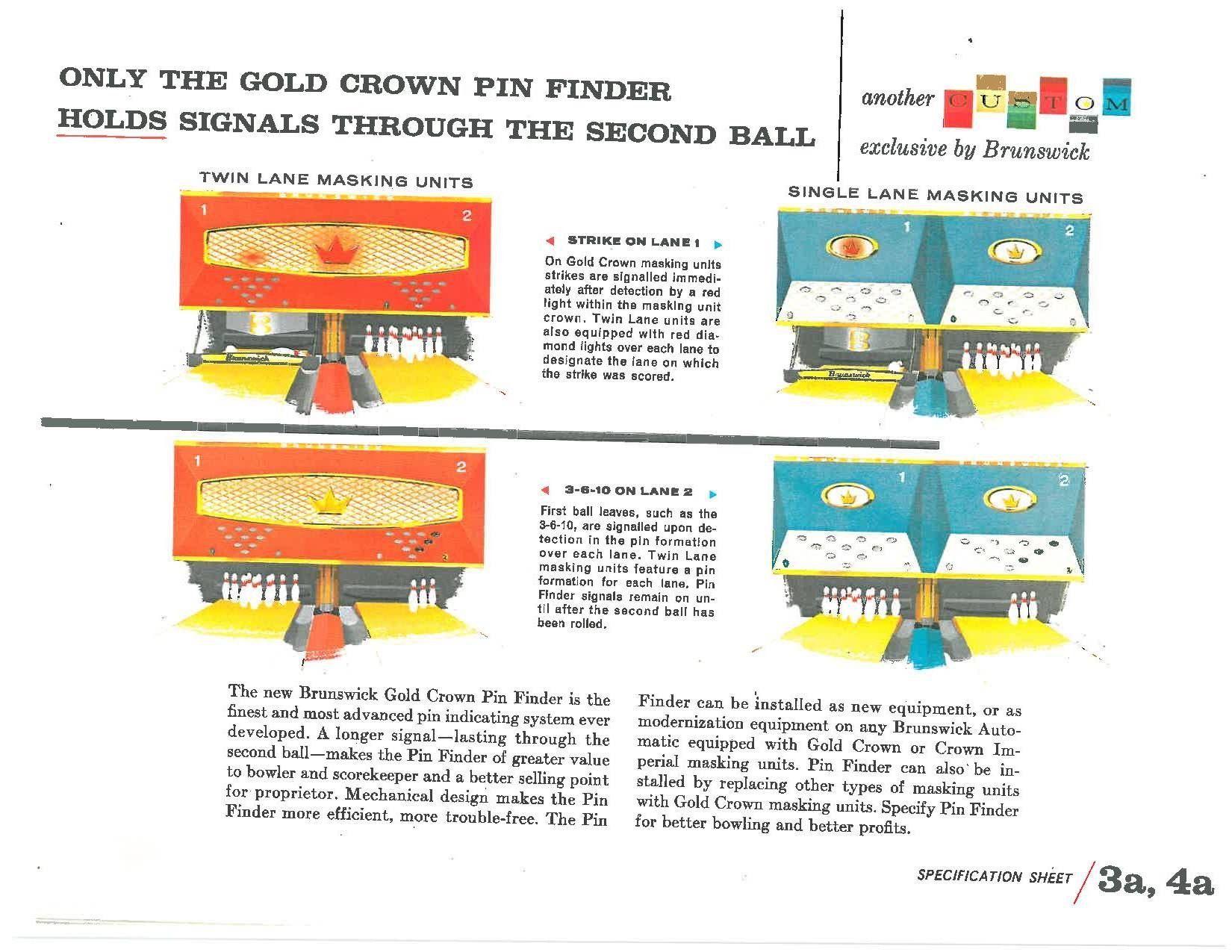 Pin By Mike Marquez On Brunswick History Pin Ads Bowling Brunswick