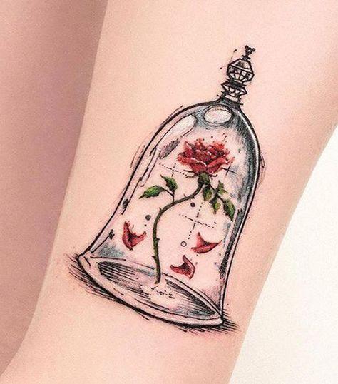 Photo of Te leuk: 30 schattige Disney-tattoo's voor grote meisjes