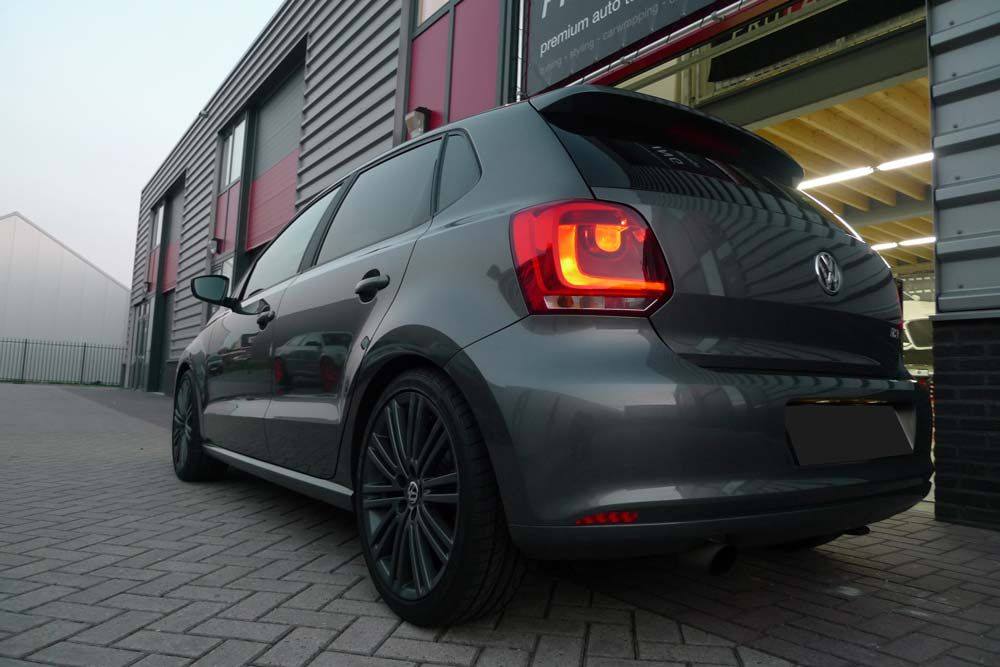 Vw Polo 6r Tuning Http Www Procartuning Nl Volkswagen Polo Gti Volkswagen Polo Vw Polo