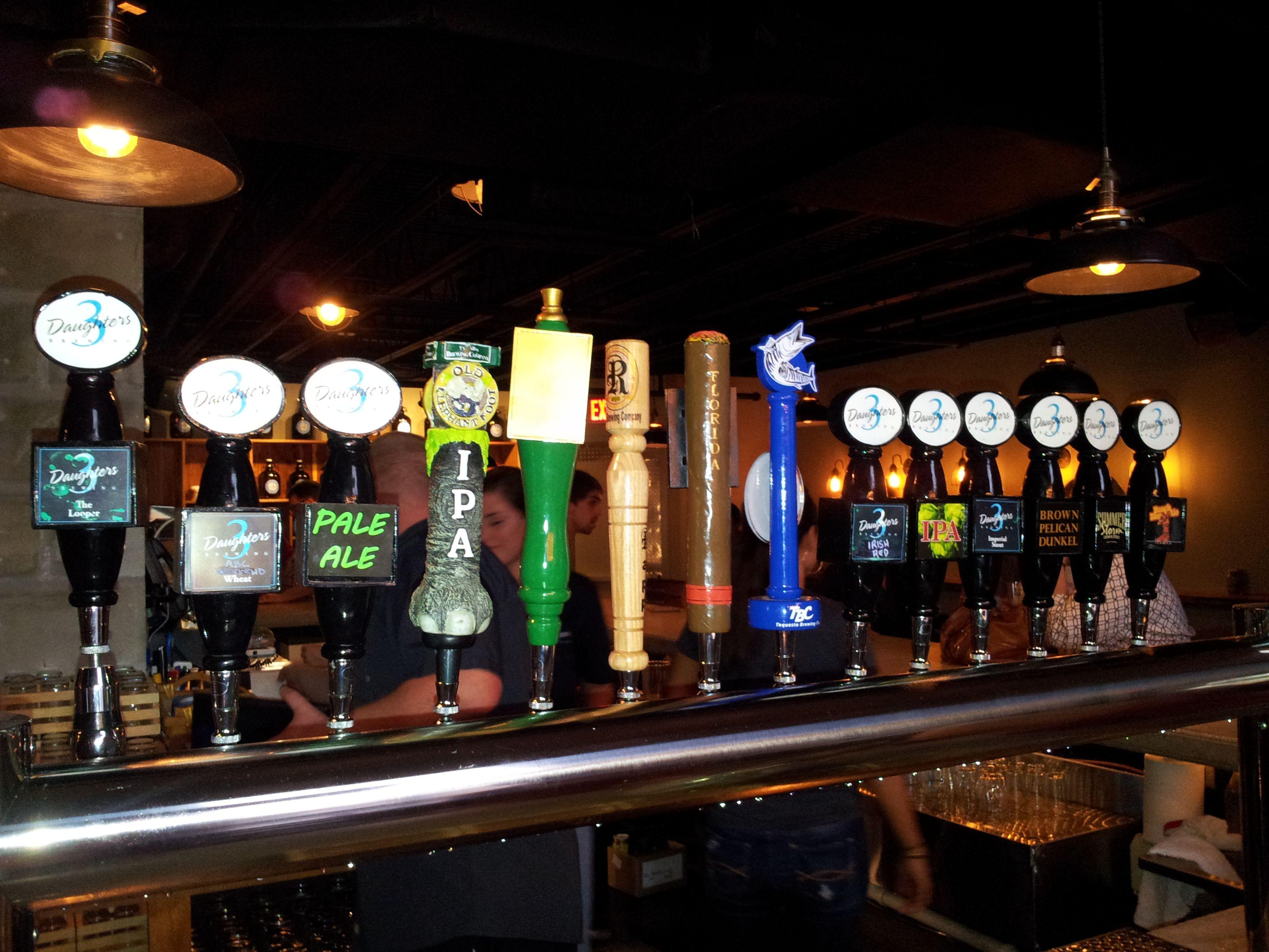 St. Petersburg's Top Breweries I Love the Burg Brewery