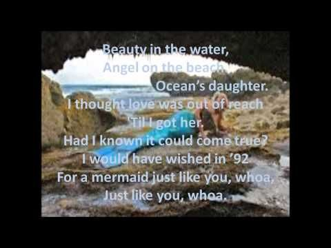 Lyrics To The Song Mermaid By Train Songs Harry Potter Potterhead