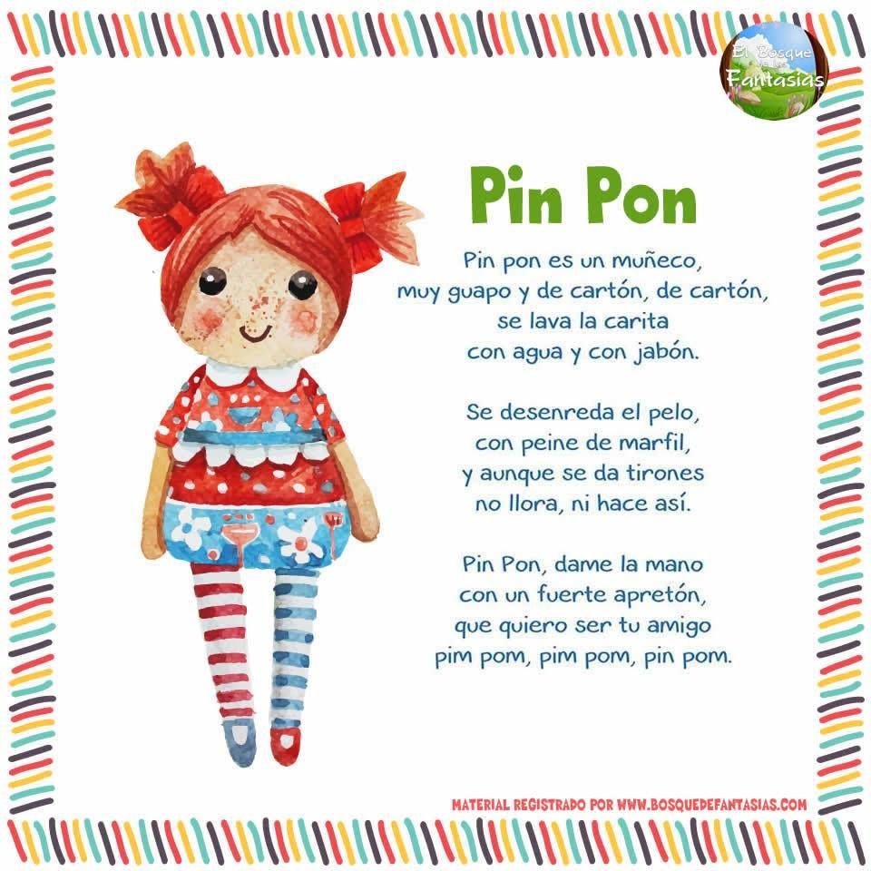 Pin En Canciones Infantiles
