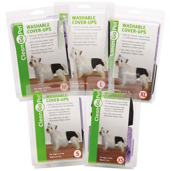 Clean Go PetWashable Cover-Ups