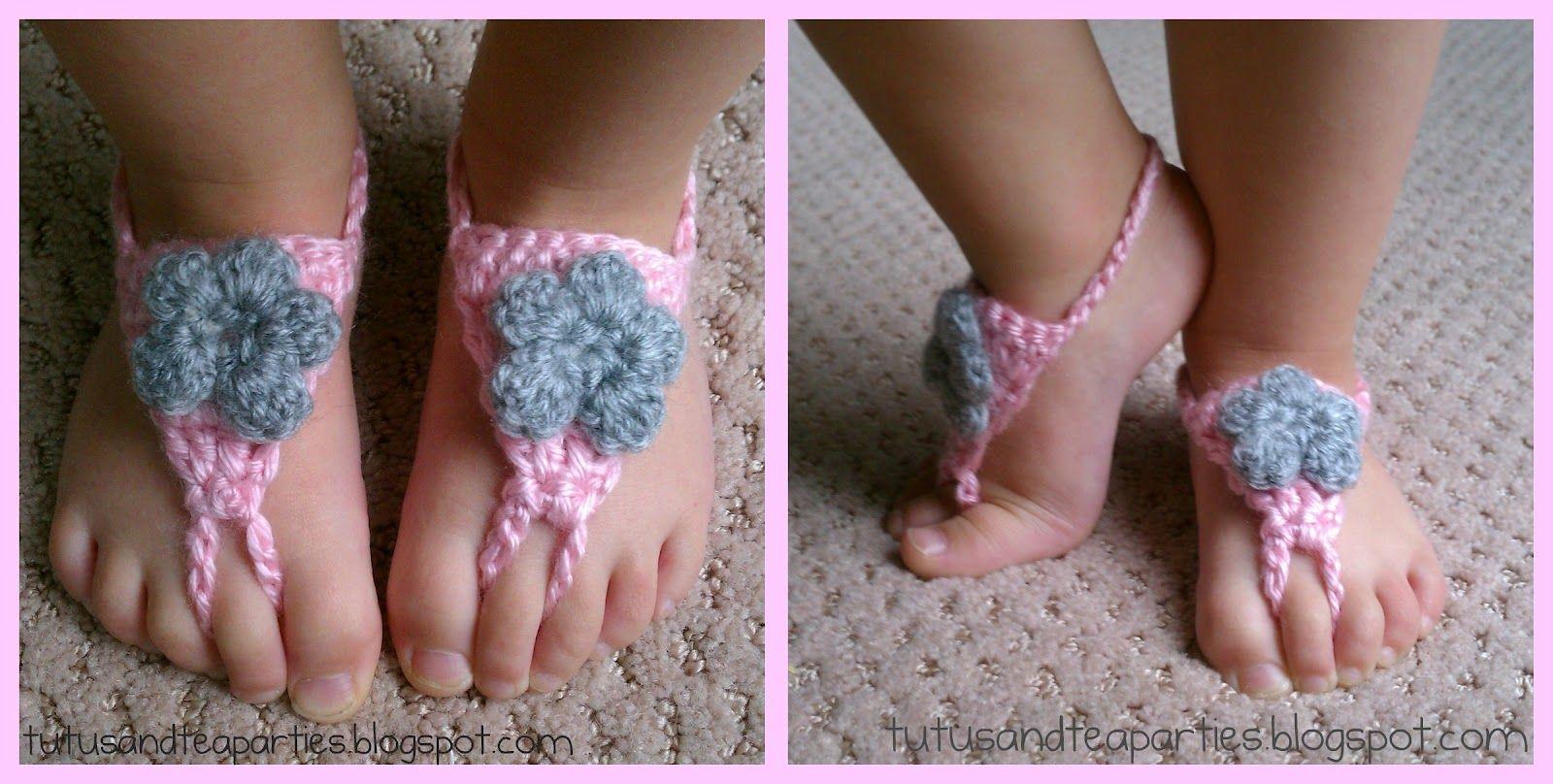 Tutus and Tea Parties: Free Crochet Pattern   Crochet Barefoot ...
