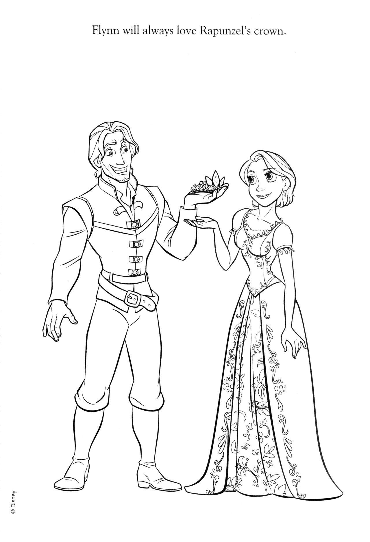 Disney Coloring Pages 06 Boyama