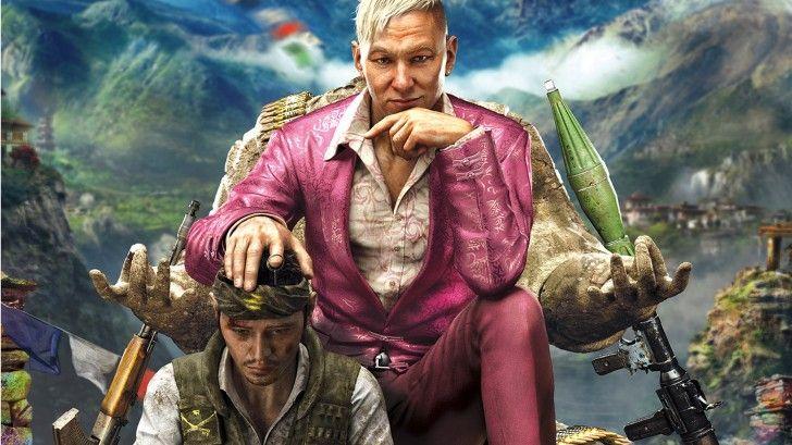 Far Cry 4 Hd Game Pagan Min Wallpaper 1080p Far Cry 4 Far