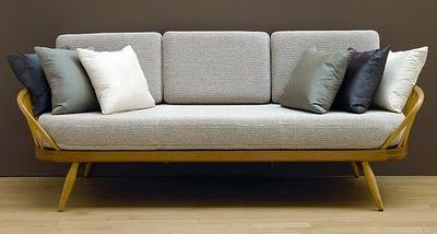 Ercol Studio Sofa Reissued   Retro To Go
