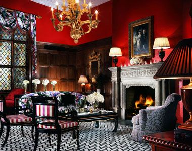 The stoneleigh hotel a legendary landmark in uptown the for 1920s hotel decor