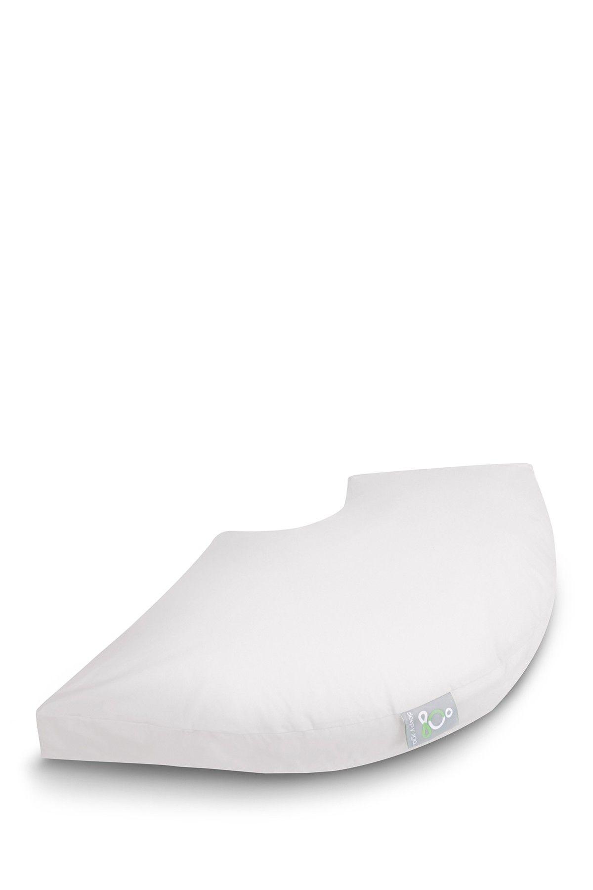 rio home sleep yoga side sleeper pillow