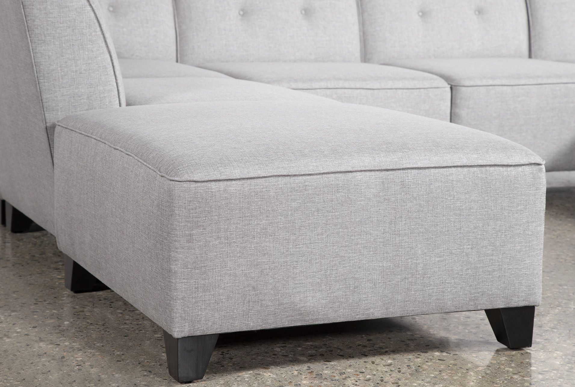 Best Benton Iii 8 Piece Sectional In 2020 Grey Sectional Sofa 400 x 300
