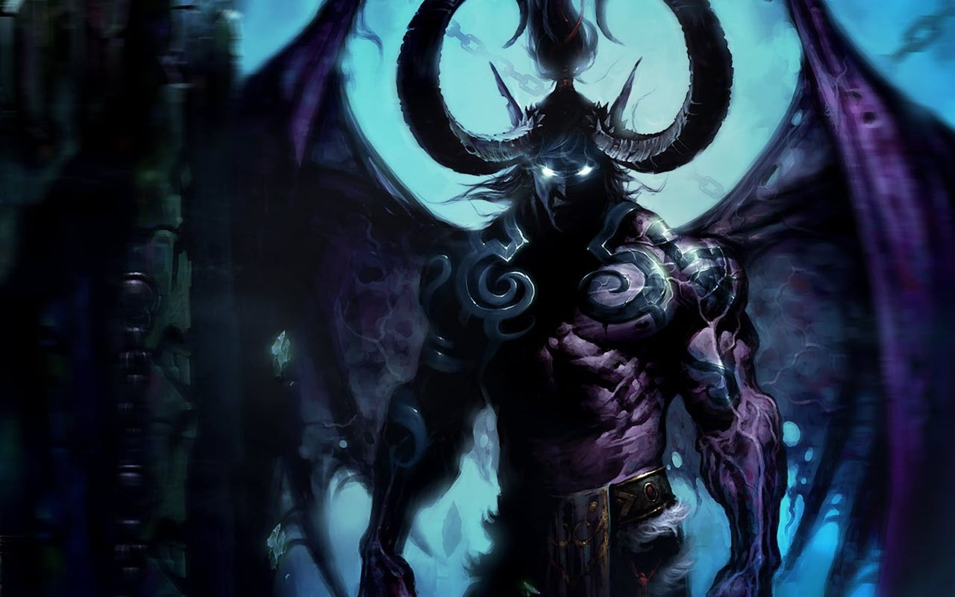 Terrorblade Clip Art The Demon Wow World Of Warcraft Illidan Illidan 1080p Wallpaper Hdw In 2021 Anime Wallpaper Download Anime Wallpaper Android Wallpaper Anime