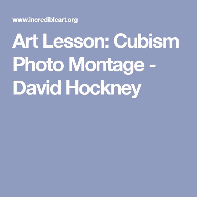 David hockney photo joiner youtube.