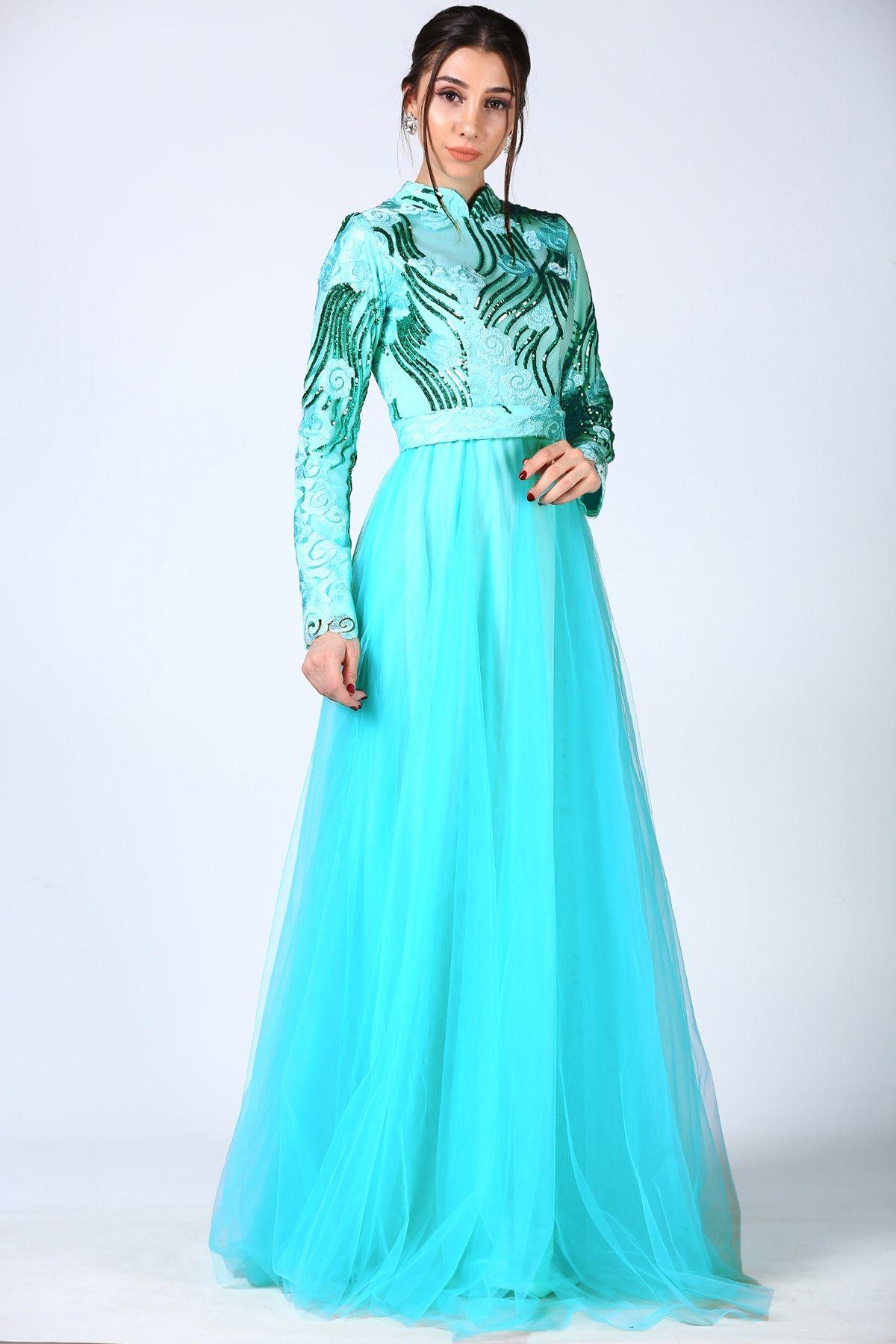 Pin By Tesettur Modelleri On Womens Fashion Fashion Long Sleeve Dress Formal Dresses Long