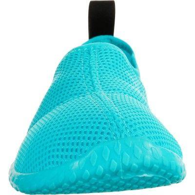 Chaussures Aquatiques Aquashoes 100 Grises Foncees Chaussure Aquatique Turquoise Chaussure