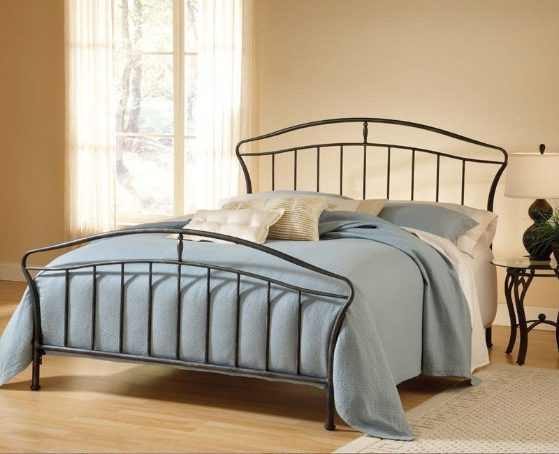 Hillsdale 1734BTW Denmark Bed Set - Twin - Rails not included Bed