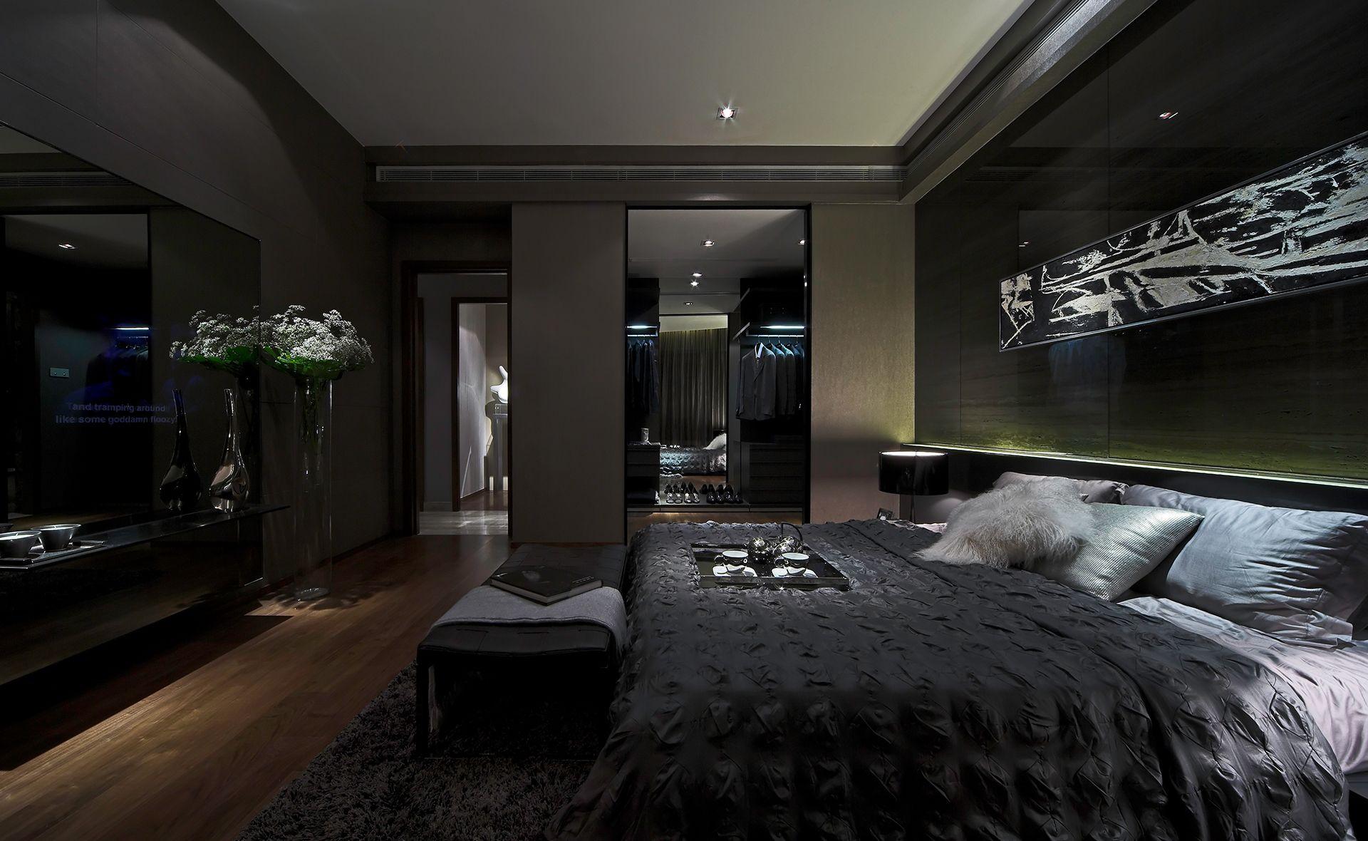 одежды картинки комнат в черном цвете выпуск был