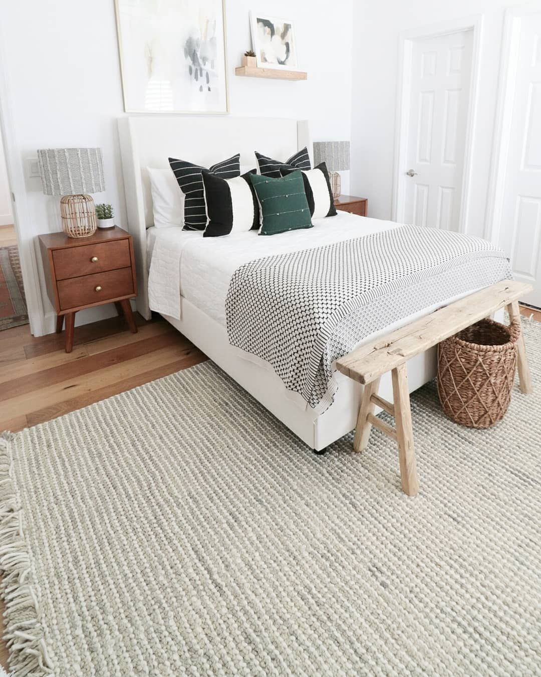 6 641 Likes 181 Comments Jordan House Becomes Home On Instagram Well I Must Say I A Modern Farmhouse Dining Room Guest Room Decor Farmhouse Dining Room