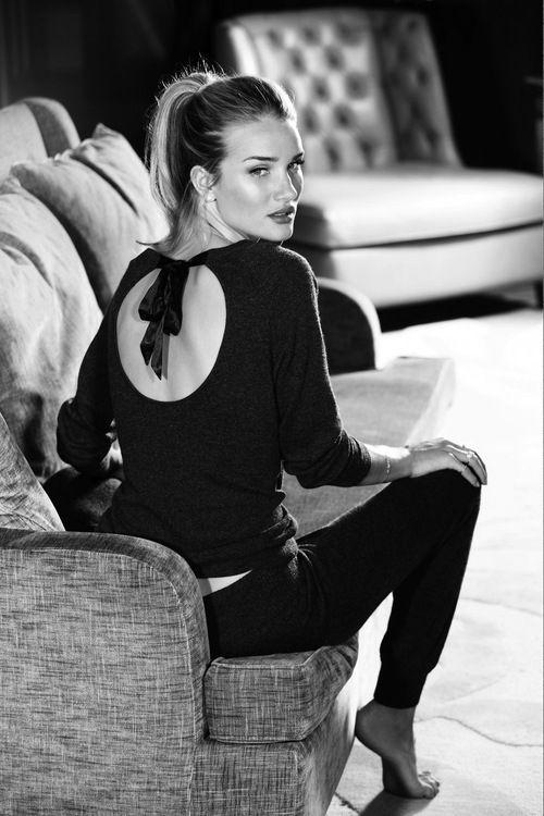 Rosie Huntington-Whiteley - M&S Lookbook
