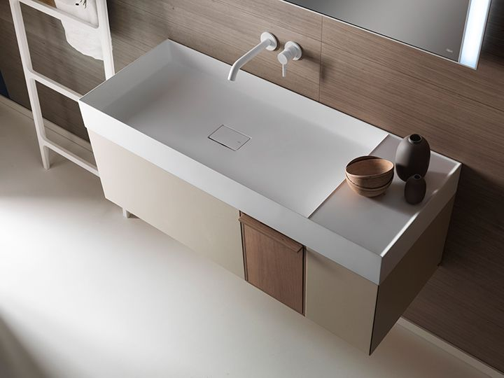 Pin by Ruth Ghanson on Home Pinterest Bathroom collections - k amp uuml che mit holz