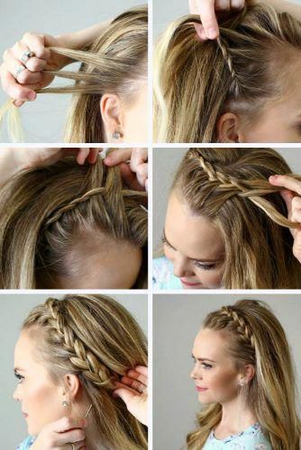 Braided Hairstyles The Top Braided Styles - SalePrice:13$